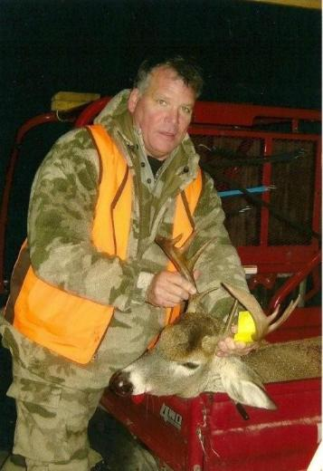 Rainy River buck