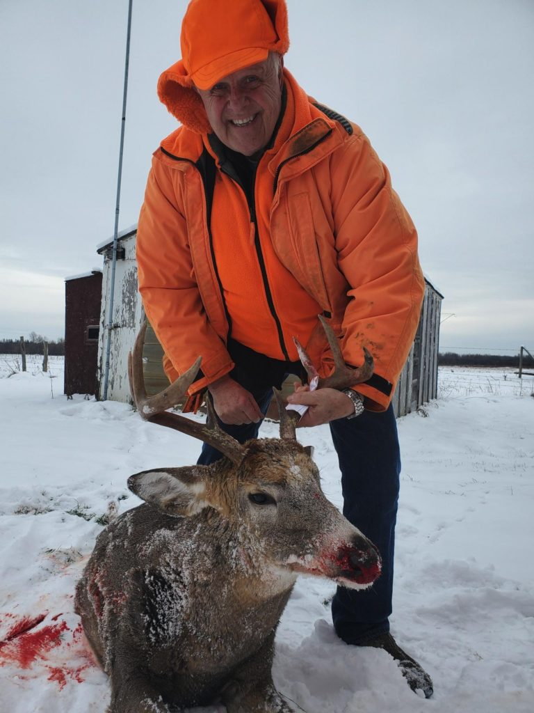 Rainy River Outfitters 2019 Whitetail Buck